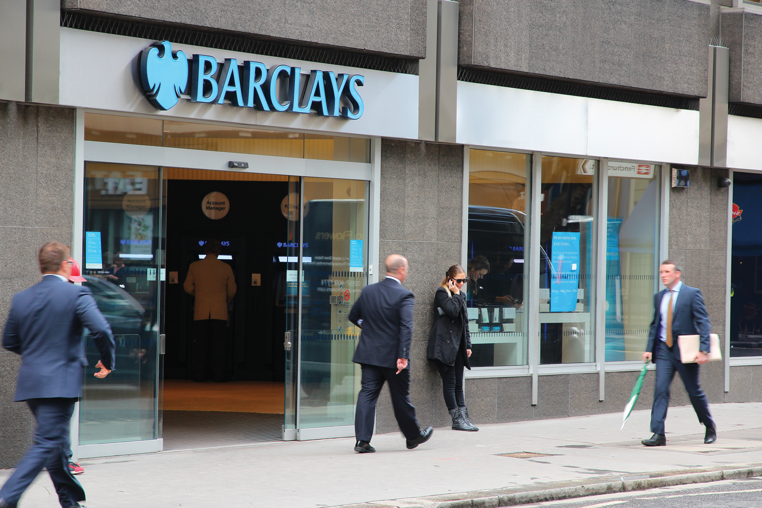Barclays Launches £100m Fund For Fast Growing Tech Companies